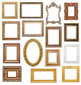 old-picture-frames-picture-id475536256